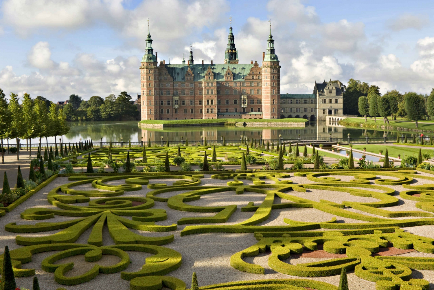 Private Frederiksborg Castle Tour