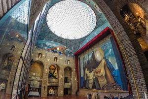 Barcelona: Full-Day Costa Brava and Dalí Museum Tour