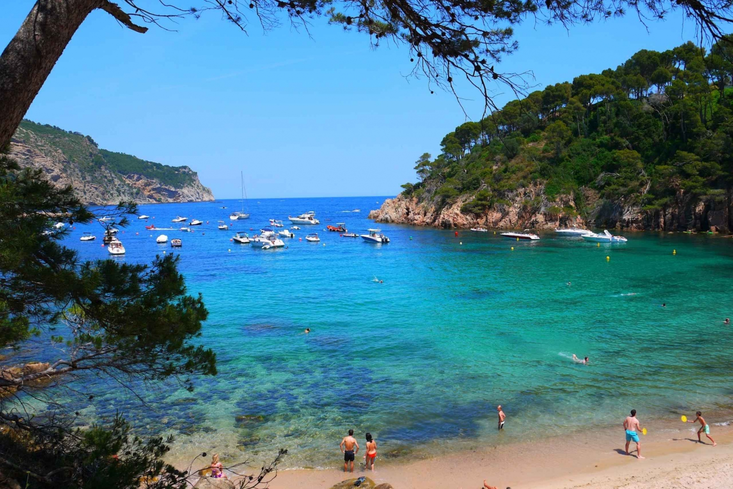 Best of Costa Brava with Boat Ride and Tossa Visit