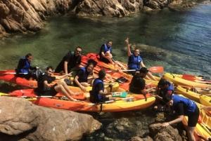 Costa Brava: Escape Room Game on Kayaks