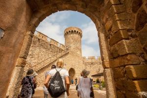 Costa Brava Half-Day Tour from Barcelona