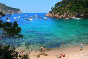 Costa Brava: Private Tour of Empuries and Boat Ride