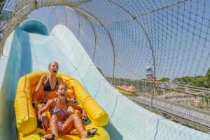 Costa Brava: Water World Aquatic Park & Optional Transfer