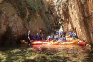 Escape Room Game on Kayaks