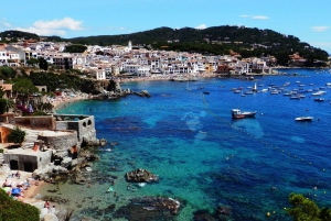 From Barcelona: Costa Brava Coastline Medieval Village Tour