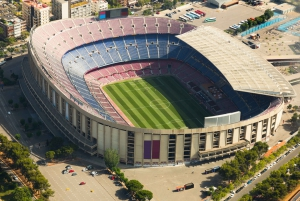 From Barcelona Excursion & FC Barcelona Stadium