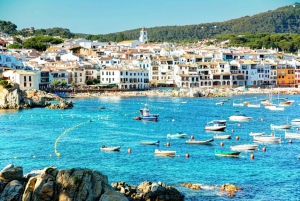 From Barcelona: Girona and Costa Brava Private Tour w/ Lunch