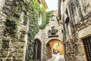 From Barcelona: Girona by Luxury Bus w/ Guided Walking Tour