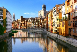 From Barcelona: Private Girona and Costa Brava Guided Tour