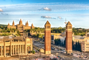 From Costa Brava: Barcelona Highlights Excursion
