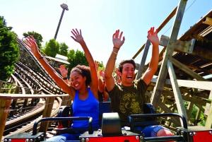 From LLoret de Mar: Full-Day Trip to PortAventura Theme Park