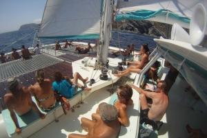 From Roses: Catamaran Cruise to Cap de Creus