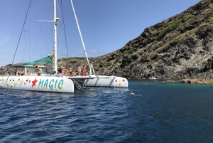 From Roses: Sailing Catamaran Cruise to Medes Islands