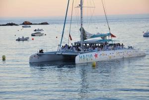 From Roses: Sunset Catamaran Cruise