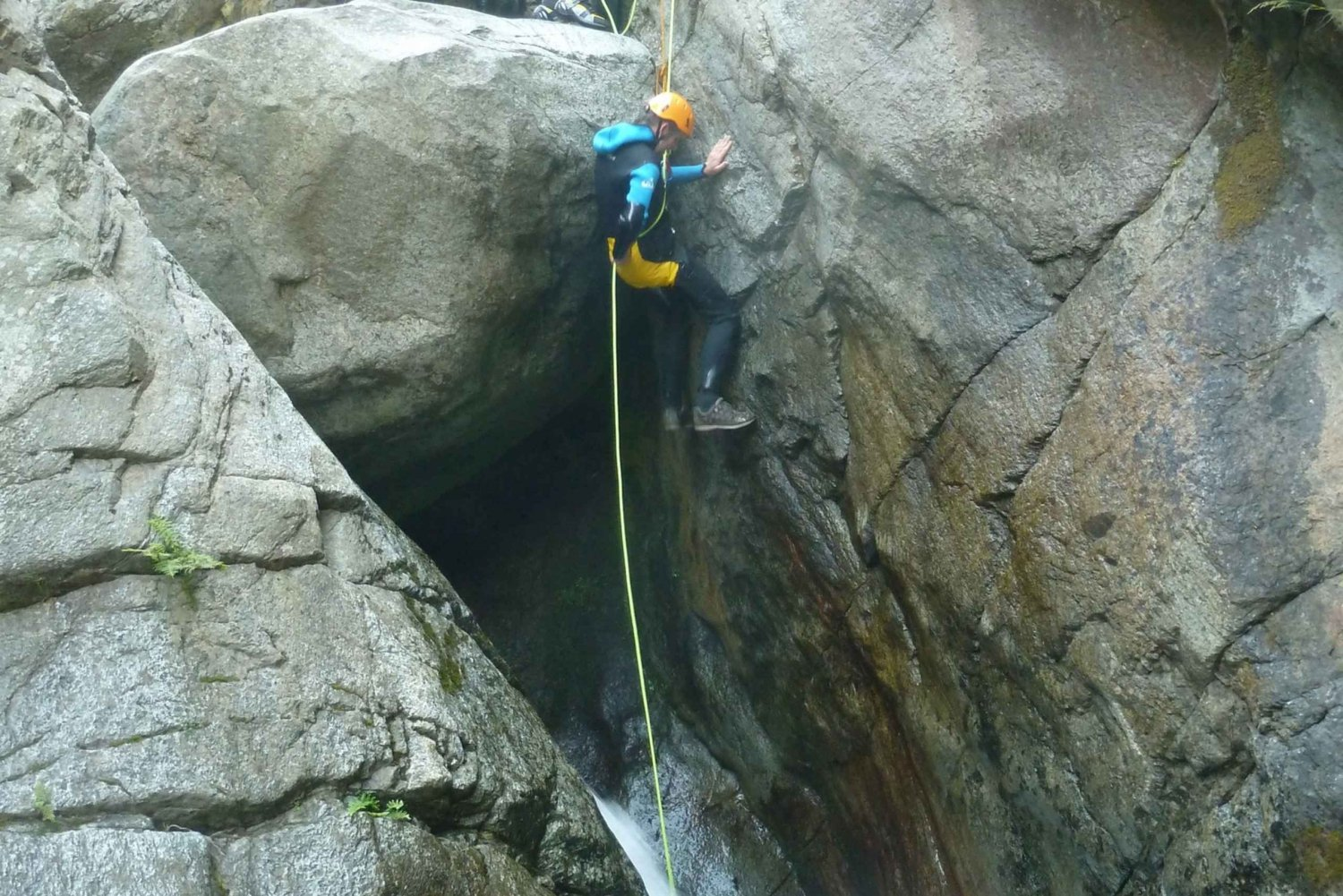 Full-Day Canyoning Trip from Girona