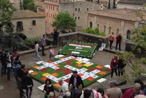 Girona: City Tour from Barcelona