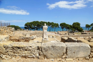 Private Tour of Empuries and Boat Ride