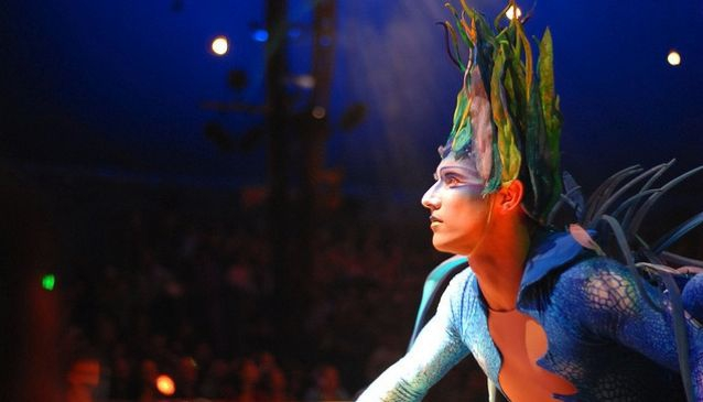 Cirque Du Soleil - Costa Rica