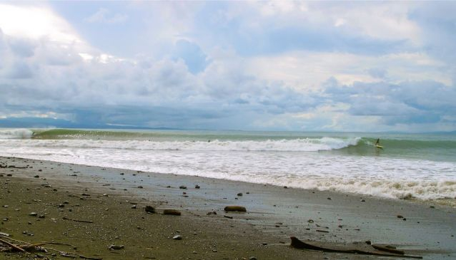 The Endless Waves of Pavones, Costa Rica