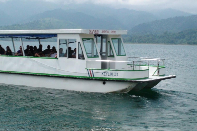 Adventure Transfer between Monteverde and La Fortuna