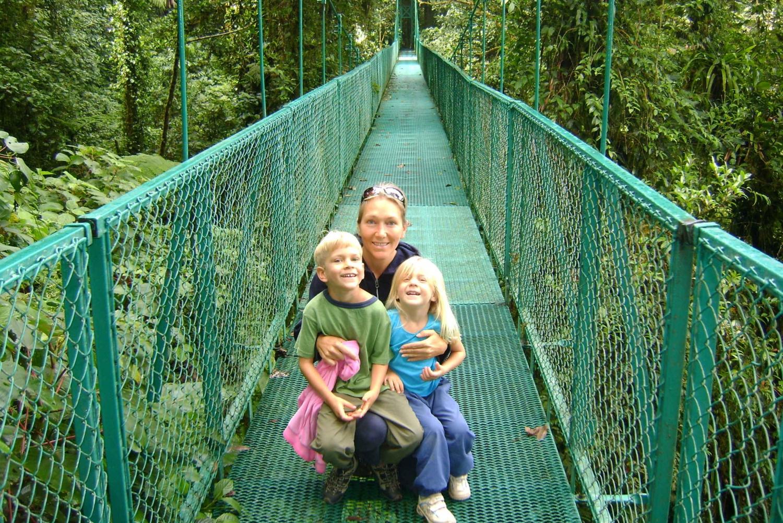 Alajuela: Arenal Hanging Bridges Half-Day Tour
