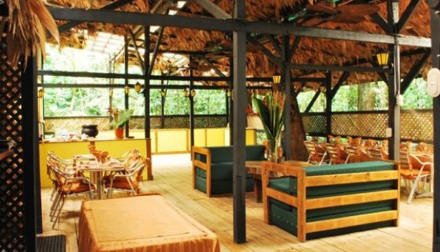 Almonds and Corals Lodge