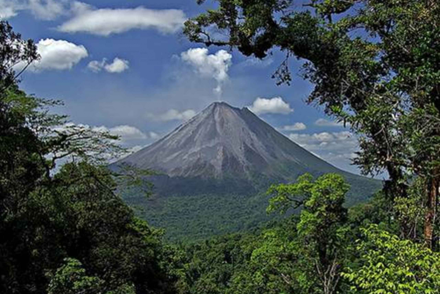 Arenal Volcano Nature and Hot Springs Tour