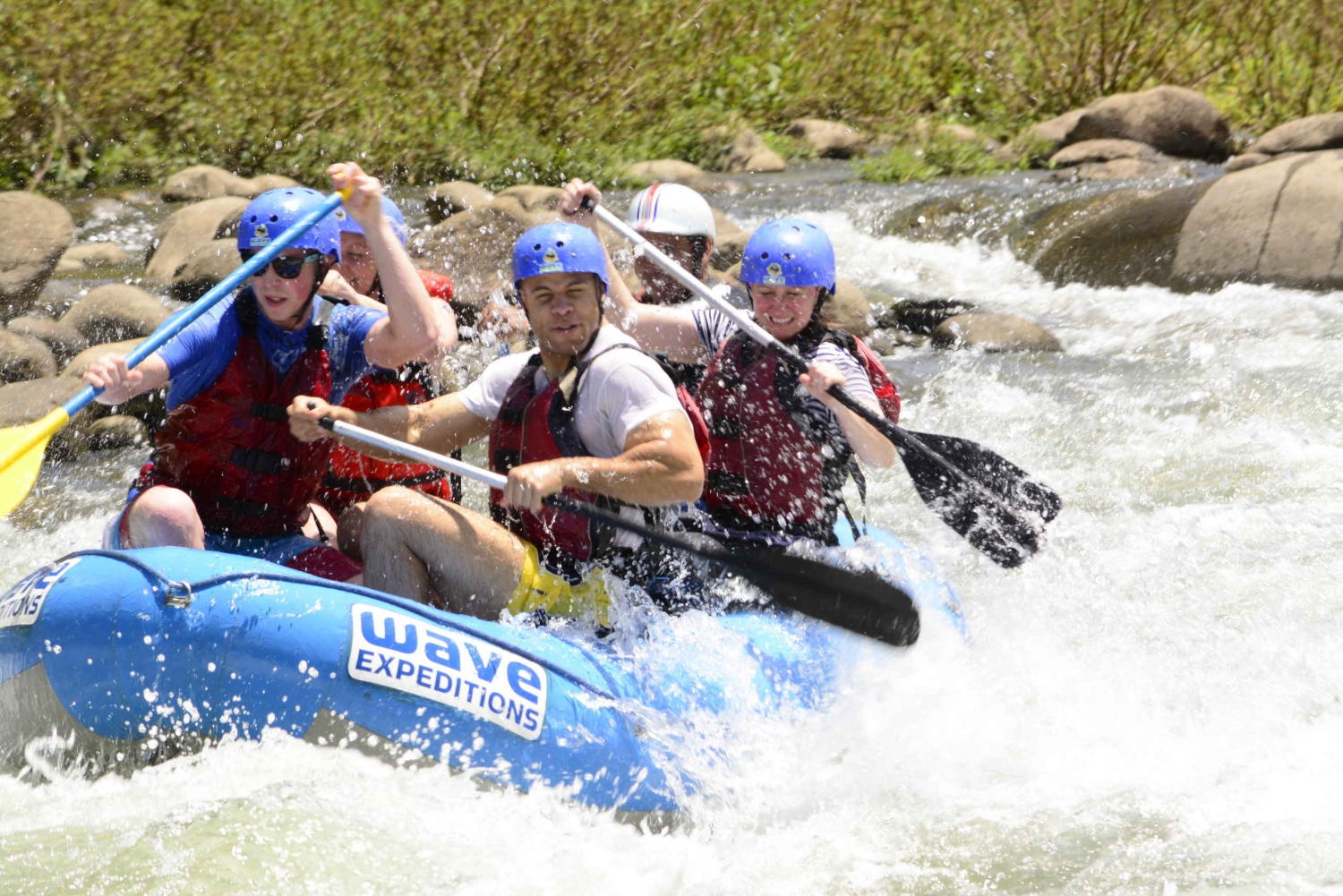 Arenal Volcano Raft and ATV Tour Adventure