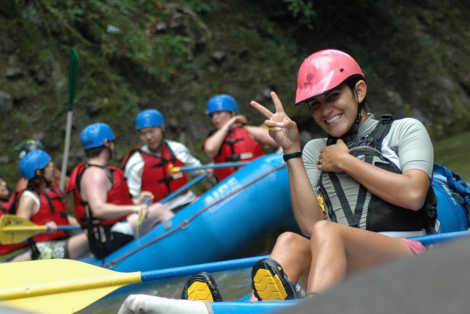 Arenal Whitewater Rafting Family-Friendly Tour