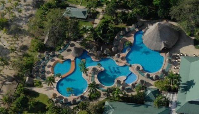 Barcelo Tambor Beach Resort
