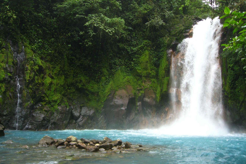 Celeste River and Tenorio Volcano Full-Day Hiking Tour