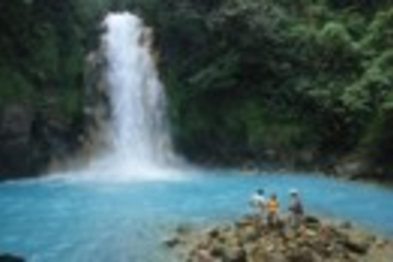 Celeste River and Tenorio Volcano Rainforest Hike