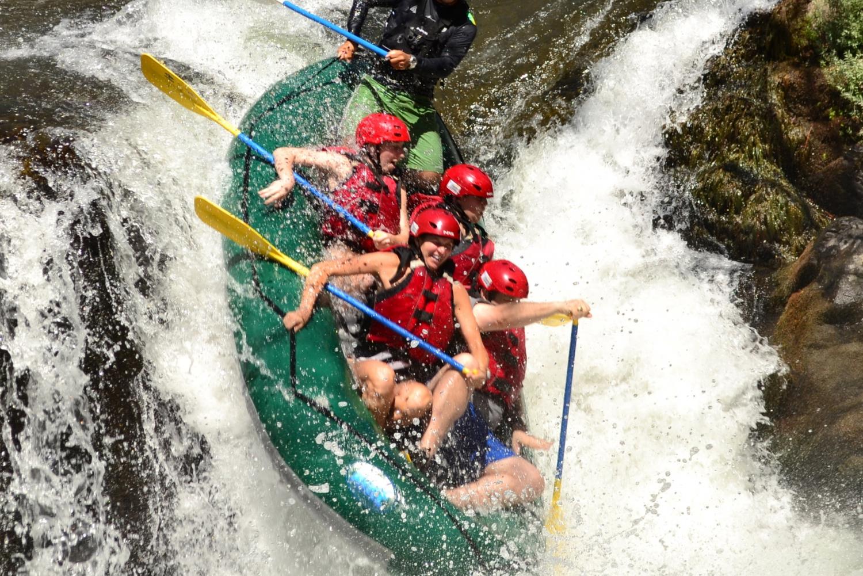 Desafio Adventure Connection Rafting Río Tenorio Guanacaste