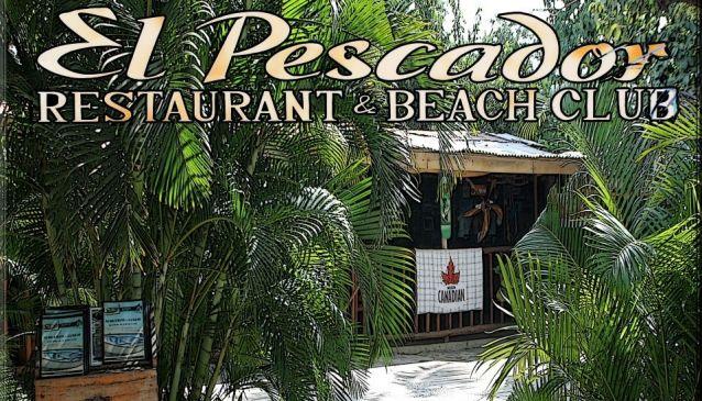 El Pescador Restaurant and Beach Club