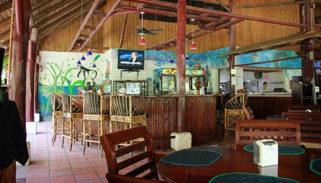 El Rancho Restaurant In Costa Rica