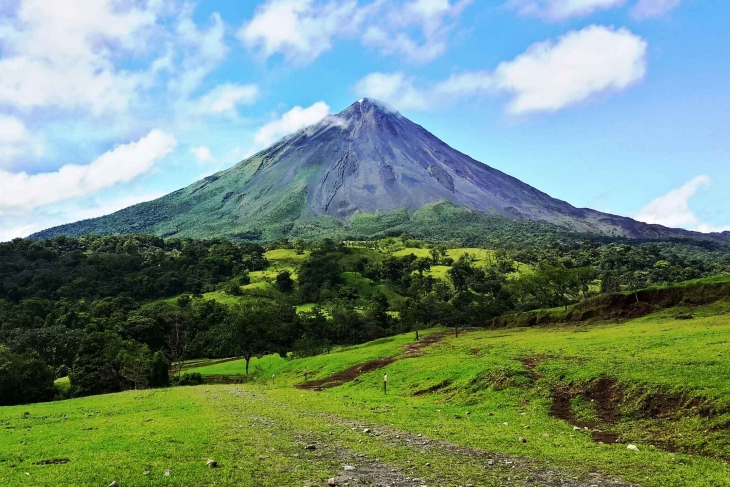 From San Jose: Arenal Volcano Full-Day Tour