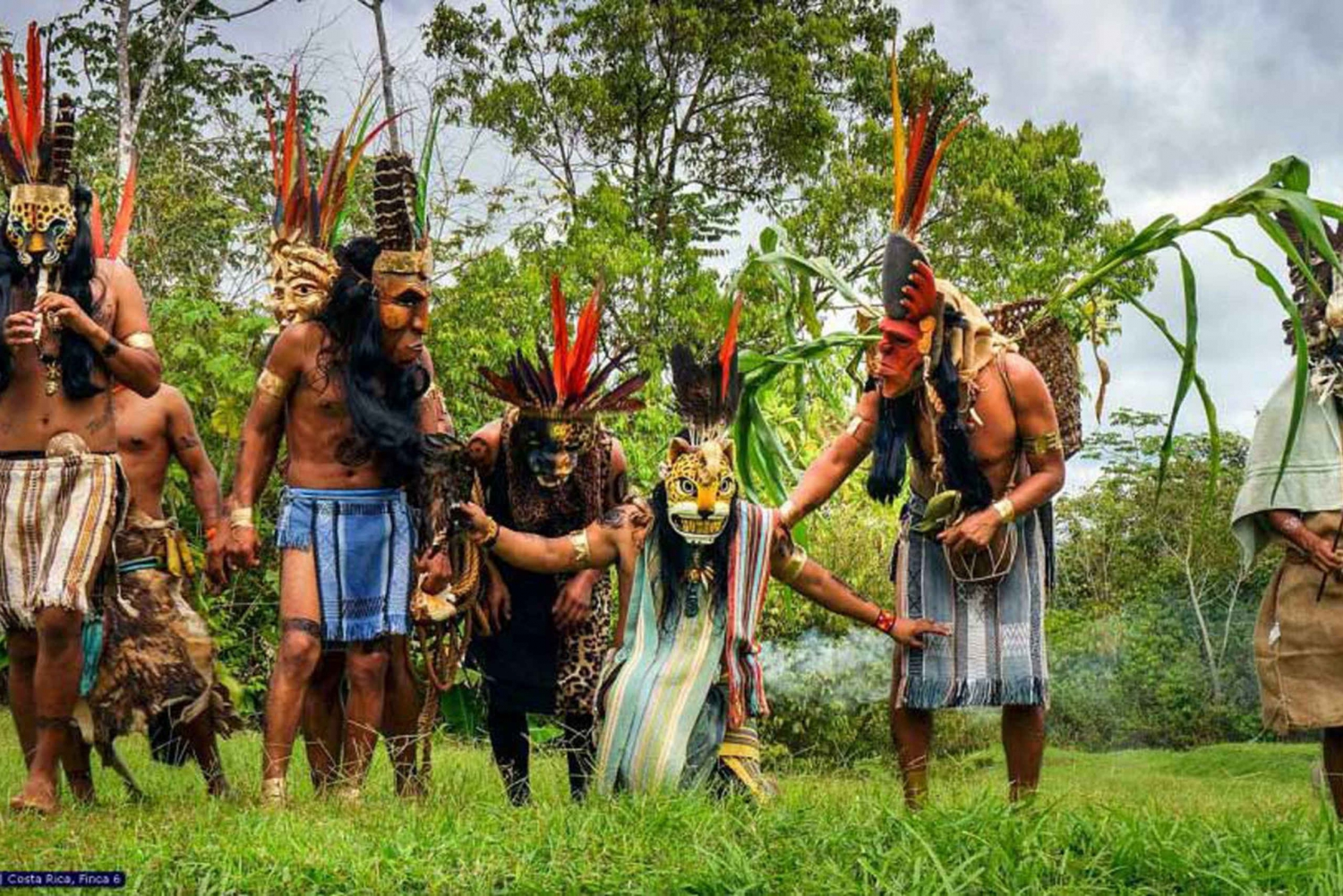 From San Jose: Hot springs and Maleku Indigenous Experience