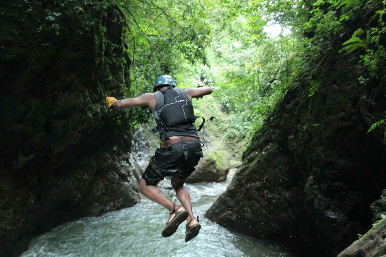 Gravity Falls Waterfall Jumping Extreme Canyoning
