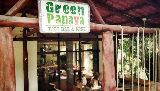 Green Papaya Taco Bar