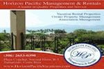 Horizon Pacific Management and Rentals