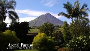 Hotel Arenal Paraíso Resort