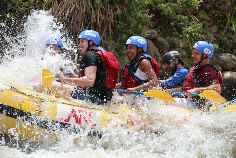 La Fortuna: Arenal Rafting Upper Balsa Class 3 and 4 Rapids