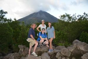 La Fortuna: Half-Day Arenal Volcano Hike