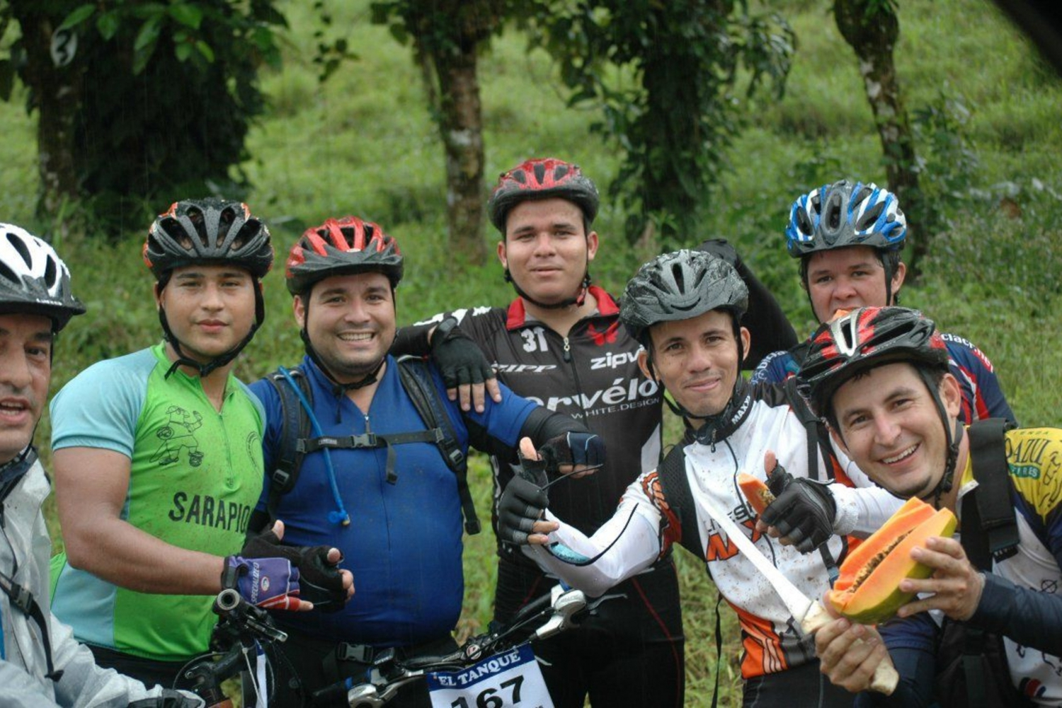 Lake Arenal and Volcano Mountain Biking (Moderate)