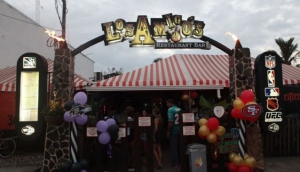 Los Amigos Sports Bar & Grill