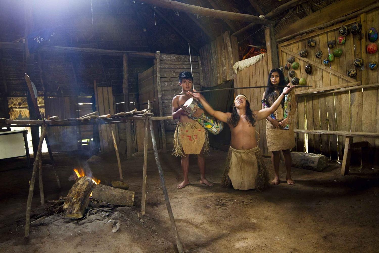 Maleku Indigenous Reserve Visit