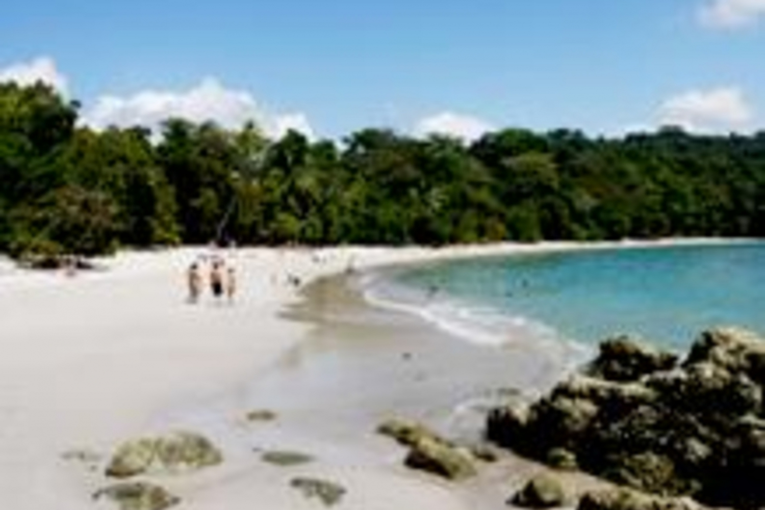 Manuel Antonio National Park from San Jose