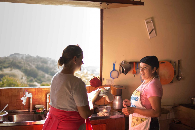 Monteverde: Traditional Bread Making