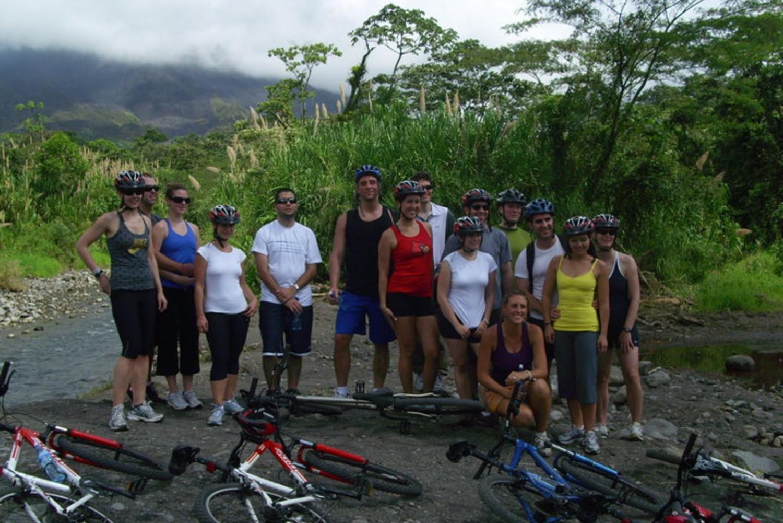 Mountain Bike & Boat Adventure: Arenal to Monteverde