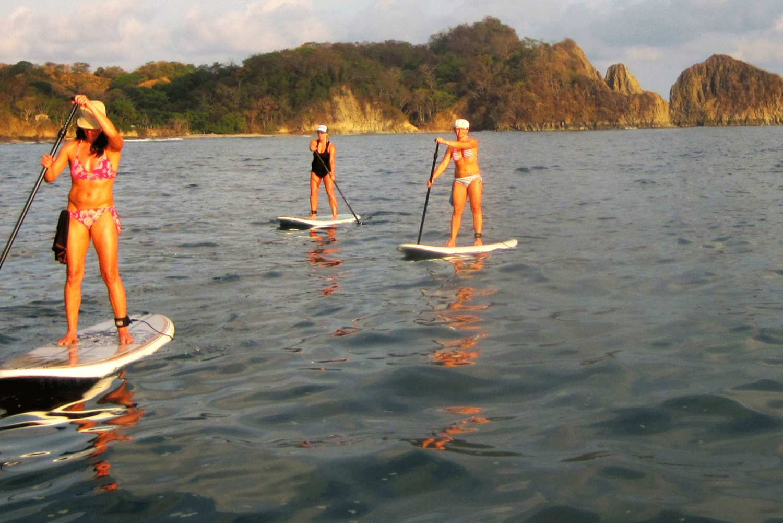 Nosara river stand up paddleboard (SUP) magrove tour